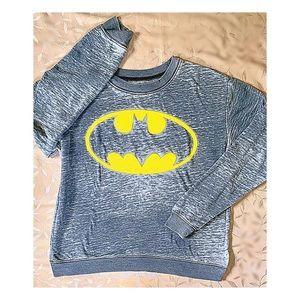 True vintage Batman sweatshirt.